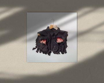 Zerrissener Modetrend von Peter Hermus