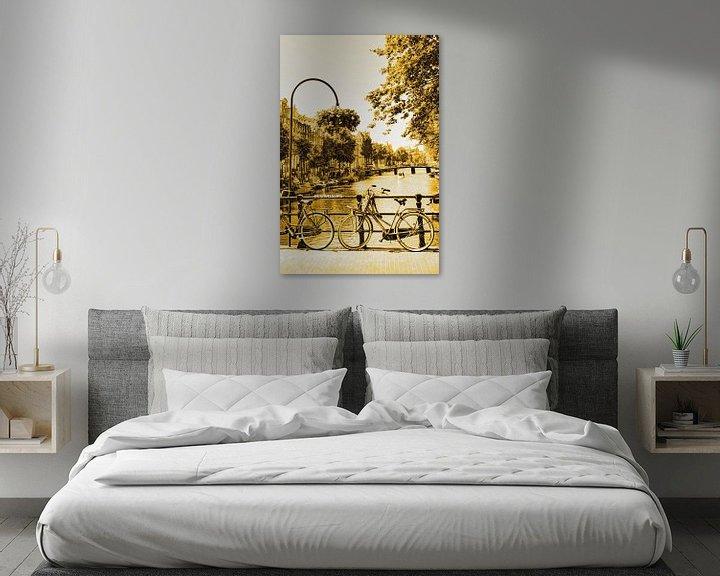 Beispiel: Golden Amsterdam von Hendrik-Jan Kornelis