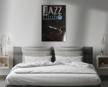 Jazz Club Sessions van Bert-Jan de Wagenaar