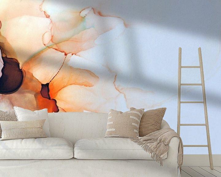 Sfeerimpressie behang: Passion van Carla Mesken-Dijkhoff