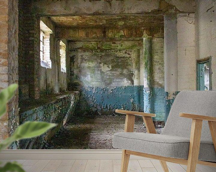 Beispiel fototapete: Waschanlagen von Hans Monasso