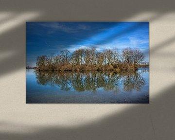 DE - Baden-Württemberg : Eilandmeer van Michael Nägele