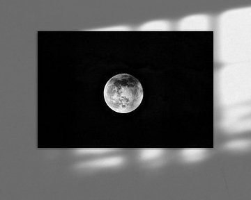 Naar de maan van Foto Oger
