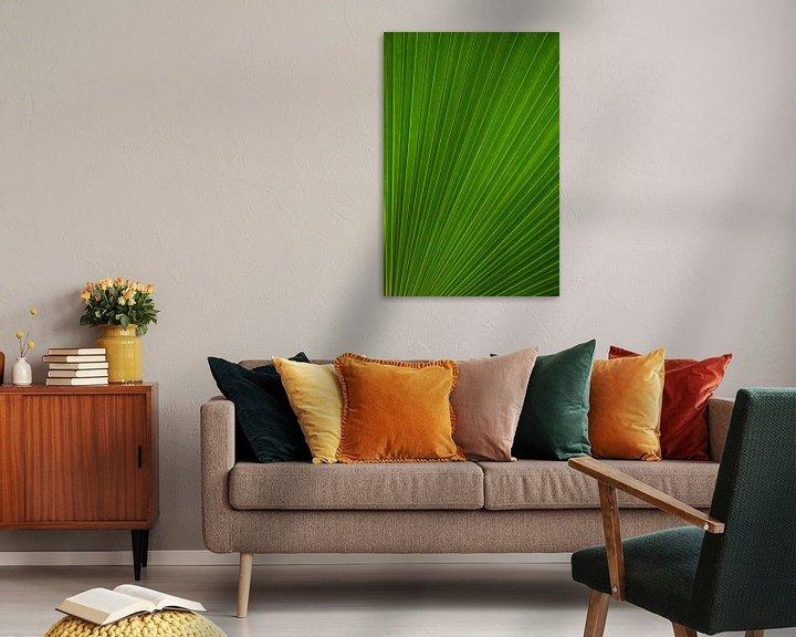 Beispiel: Blatt Muster von Katrin Engl