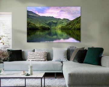 Loch Schottland von Mark Baden