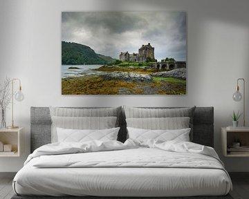 Schloss Eilean Donan von Tim Vlielander