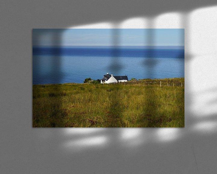 Impression: L'Écosse est pleine de beaux paysages partout où vous regardez. sur Babetts Bildergalerie