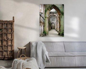 Kloostergang von Corrien Klingenberg