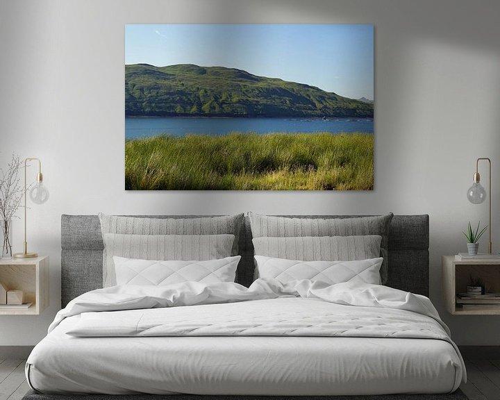Sfeerimpressie: Schotland is vol met prachtige landschappen overal waar je kijkt. van Babetts Bildergalerie