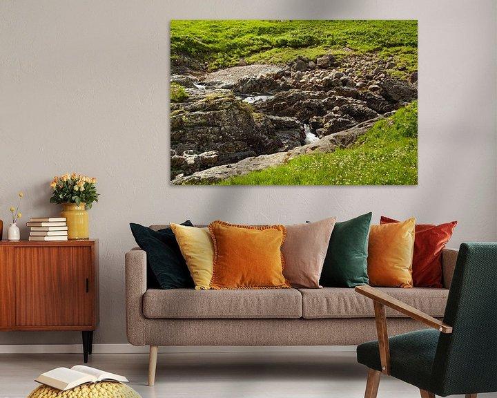 Beispiel: Fahrt mit dem Sessellift im Glencoe Mountain Resort. Blick auf die bezaubernde Landschaft von Babetts Bildergalerie