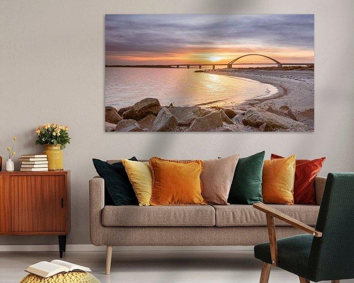 Beispiel: Fehmarnsundbrücke von Steffen Henze
