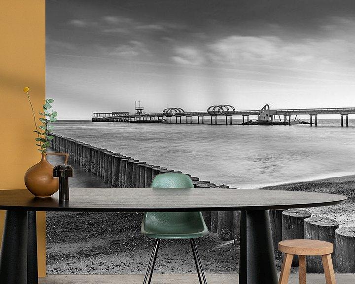 Beispiel fototapete: Am Strand von Kellenhusen von Steffen Henze
