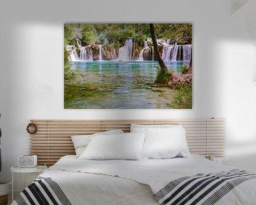 Cascades de Krka sur Tim Vlielander