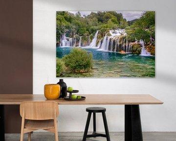 Krka Wasserfälle von Tim Vlielander