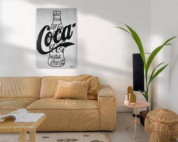 Coca Cola von Kathleen Artist Fine Art