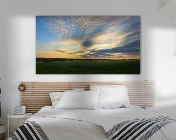 Texelse golfbaan van Peter van Weel