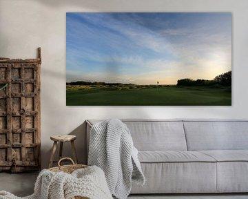 Texelse Golfbaan hole 10 van Peter van Weel