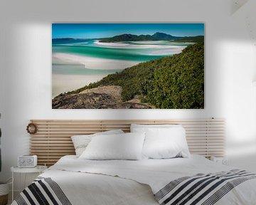 Whitehaven Beach von Martin Wasilewski