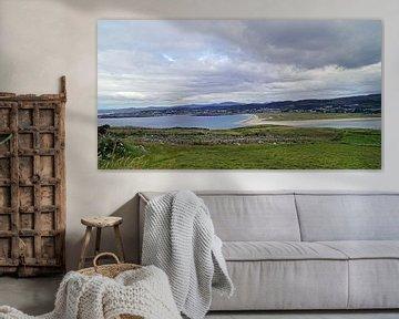 Les côtes irlandaises - des falaises sauvages, une nature enchanteresse. sur Babetts Bildergalerie