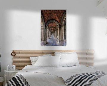 Passage Binnenhof van Leon Okkenburg