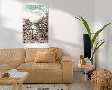 Typisch Amsterdams vintage stijl van Melanie Viola