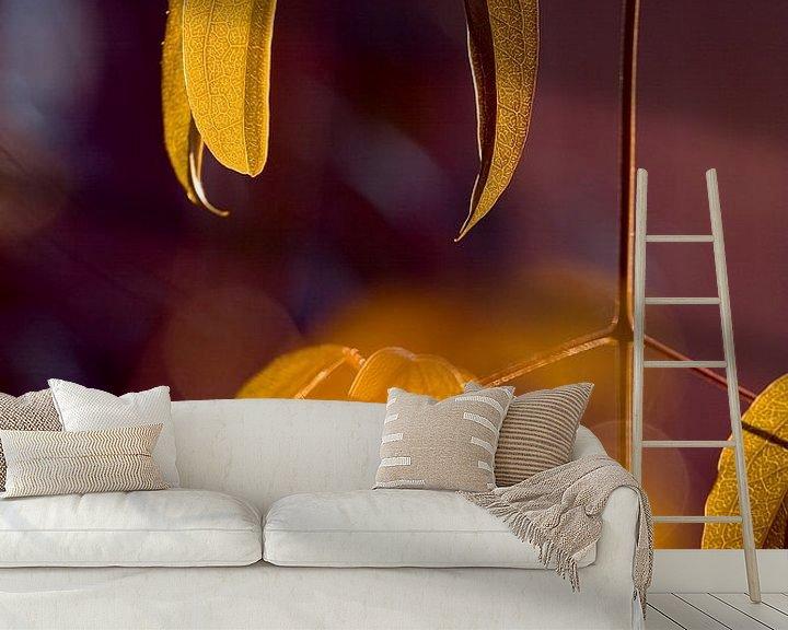 Sfeerimpressie behang: Morning Vibe van Hiske Boon