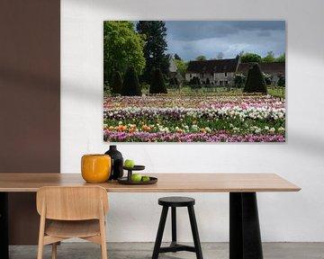 Blumengarten von jacky weckx
