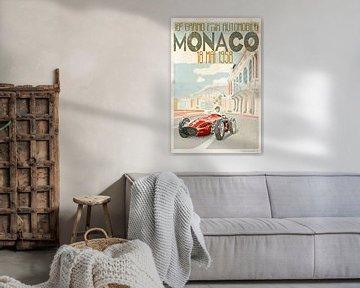 Großer Preis von Monaco 1958 von Bert-Jan de Wagenaar