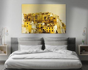 Cinque Terre Italie Goud van Hendrik-Jan Kornelis