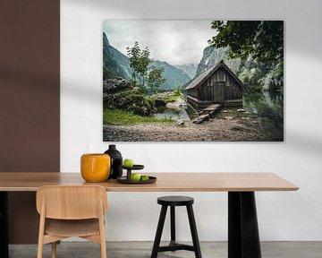 Boothuis Obersee van domiphotography