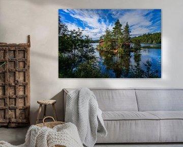 Prachtige plek in Zuid-Noorwegen van Joke Beers-Blom