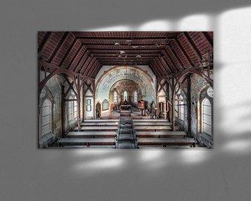Holzkirche von Matthis Rumhipstern