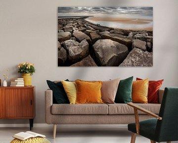 Aberavon Breakwater van Ronald Smeets Photography