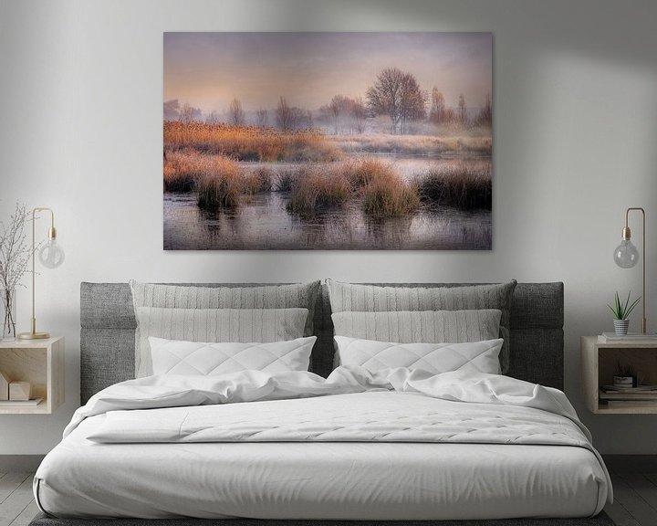 Sfeerimpressie: Mistige ochtend aan de Kettingdijk van Peschen Photography
