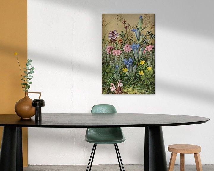 Beispiel: Wilde Blumen von Antonije Lazovic