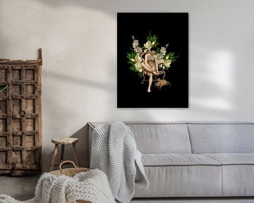 Venus und Magnolien von Uta Naumann