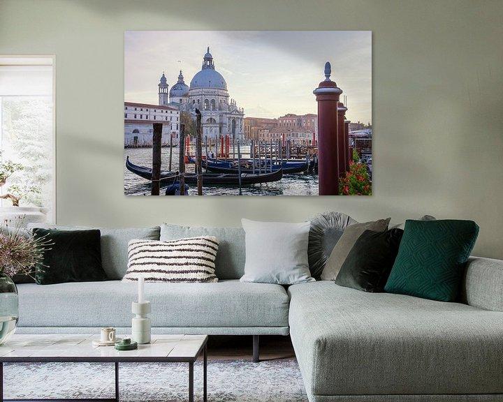 Sfeerimpressie: Schilderachtig Venetië van Arja Schrijver Fotografie