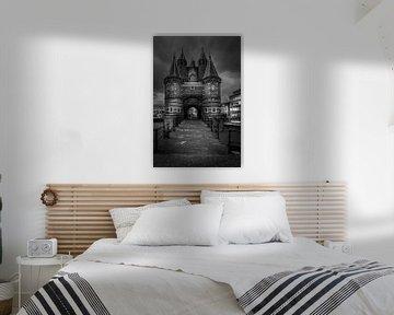 Amsterdamse Poort, Haarlem van Jens Korte