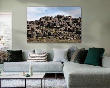 Basalt-Säulen von Ewan Mol