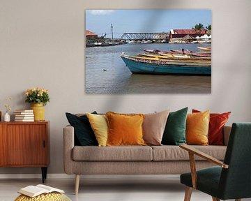Black River (Jamaica) van t.ART