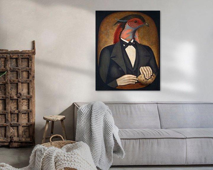 Impression: Portrait of a Father sur Marja van den Hurk