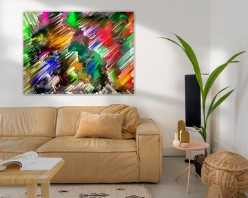Clash of colors 3 van Remco den Boesterd