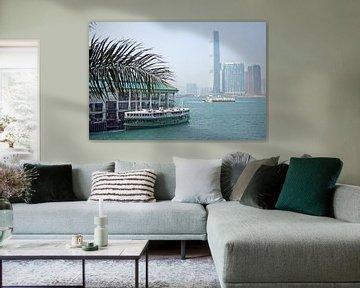 Silver Star Ferry - Hong Kong van t.ART