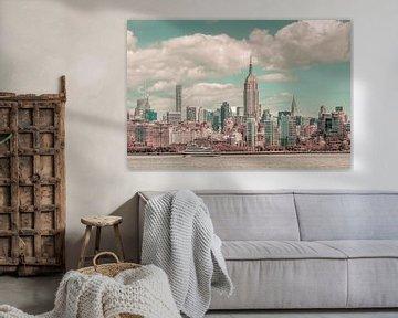 MIDTOWN MANHATTAN | style vintage urbain sur Melanie Viola