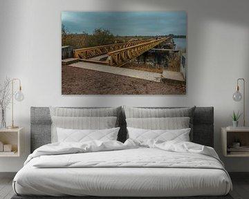 's-Hertogenbosch Moerputtenbrug van Freddie de Roeck