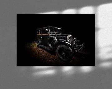 Peugeot 177M (1926) Hell lackiert von Vincent Snoek