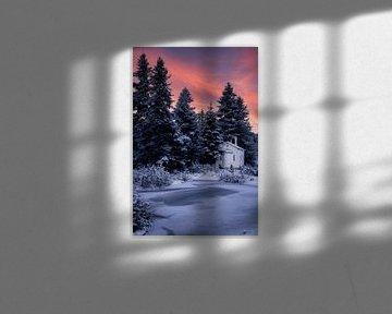 De adem van de winter van Konstantinos Lagos