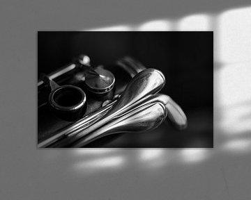 Detail Klarinette (3) von Lianne van Dijk