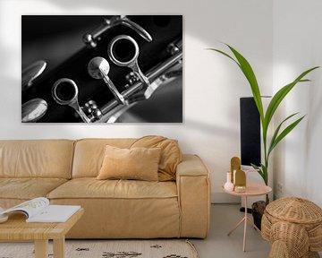 Detail Klarinette (4) von Lianne van Dijk