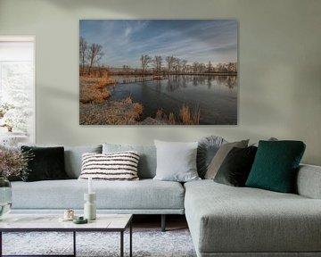 Meertje met steiger van Moetwil en van Dijk - Fotografie